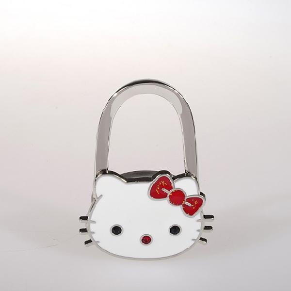 4ed4ecf83ef4 Metal Bag Hanger Custom Design Hello Kitty Bag Hanger - Buy Hello ...