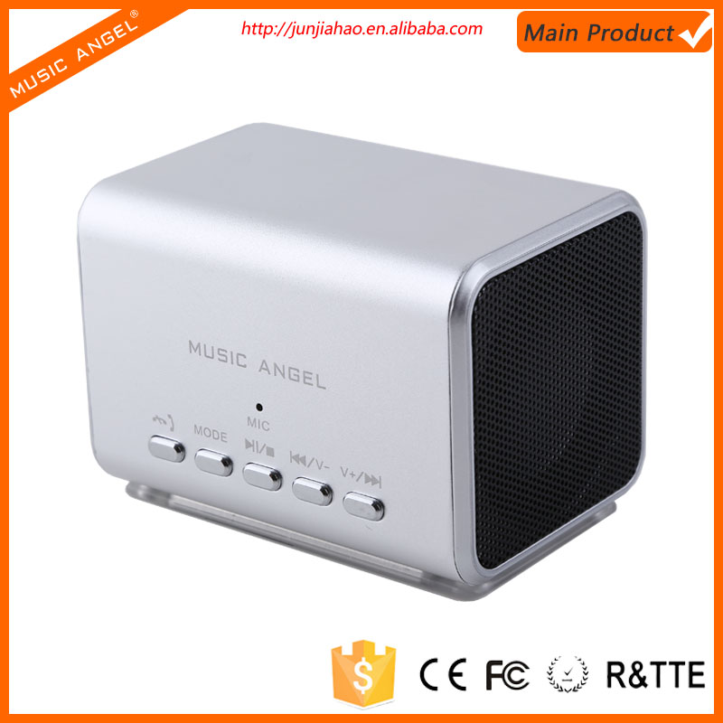Used dj speakers Loudspeaker usb flash drive mini speaker keyboard with speaker and microphone