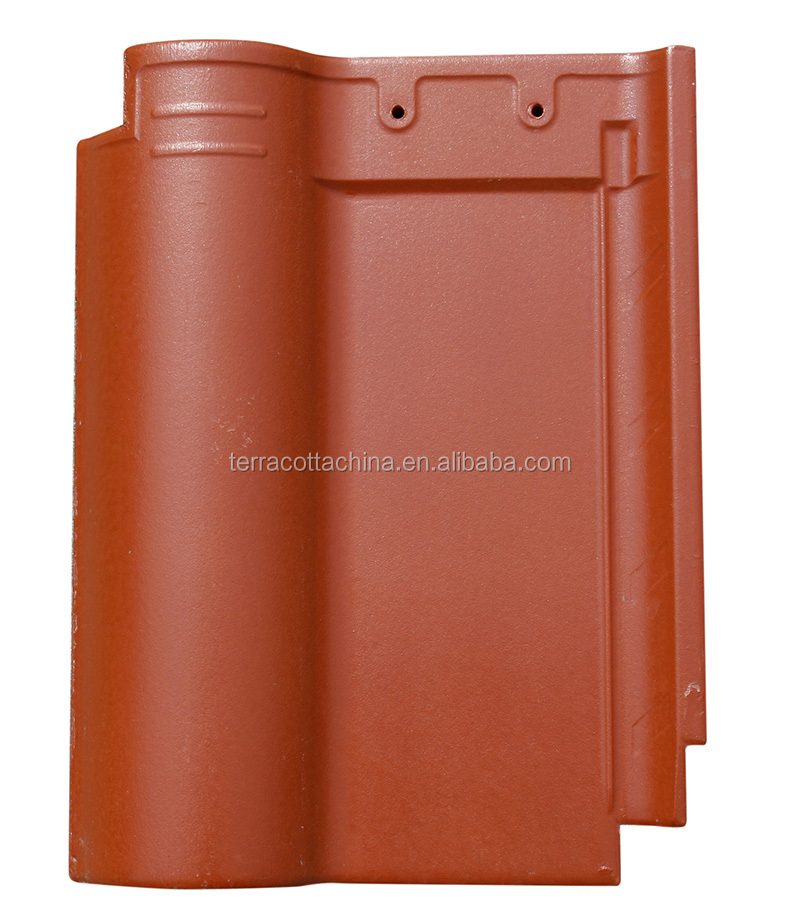 Terracotta Clay Home Depot Roof Tiles House Top