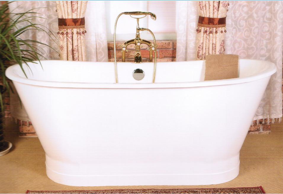 Vasca Da Bagno Ghisa Smaltata : Gonna vasca da bagno in ghisa smaltata classico cast vasca di ferro
