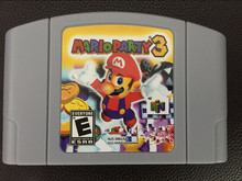 2017 hot sellers mario party 3 game for nintendo n64