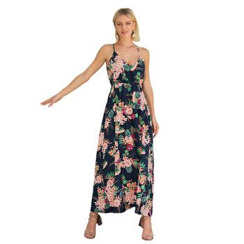novísimo selección super popular calidad superior Las Mujeres Vestido De Verano 2018 Moda Sexy Vestidos Largos De Playa - Buy  Vestido De Mujer Verano 2018,Vestidos Largos De Moda Sexy Para La ...