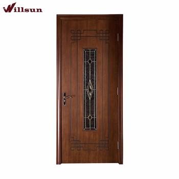 Interior sapele wood veneer pantry doors glass decorative with interior sapele wood veneer pantry doors glass decorative with special groove design planetlyrics Image collections