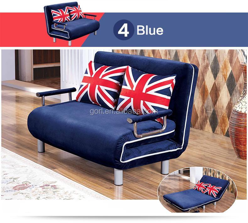 2017 gorl muebles colchón plegable para sofá cama plegable ...