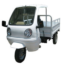 Cheap van cargo tricycle made in china