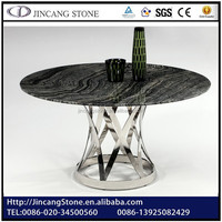 Quartz stone table top / Quartz round table top
