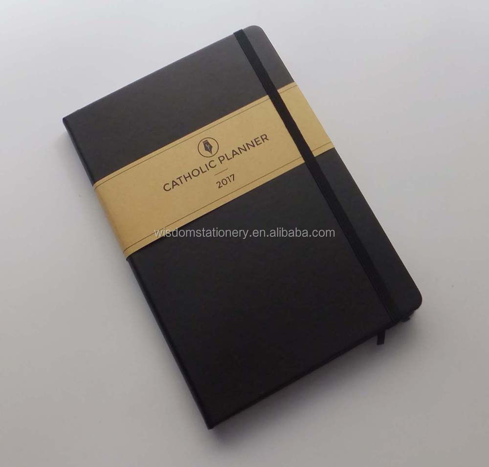 customized A5/A4 hardcover pu leather diary journal leather bound notebook with pocket a4 leather organizer notebook