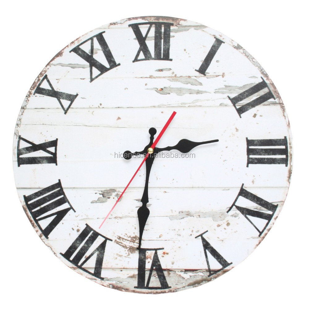 2017 hot sale large wall clock modern design wooden hanging 2017 hot sale large wall clock modern design wooden hanging vintage silent wall clocks decor big amipublicfo Choice Image