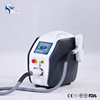 q swithed nd yag laser tatoo remover beauty salon equipment freckle removal