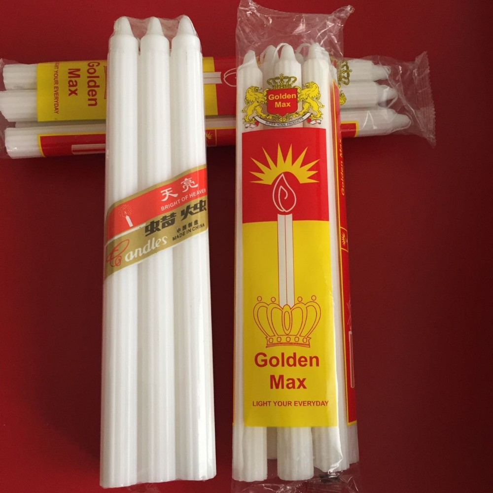 Paraffin Wax Candle For Sale Export To Gulf Country - Buy ...