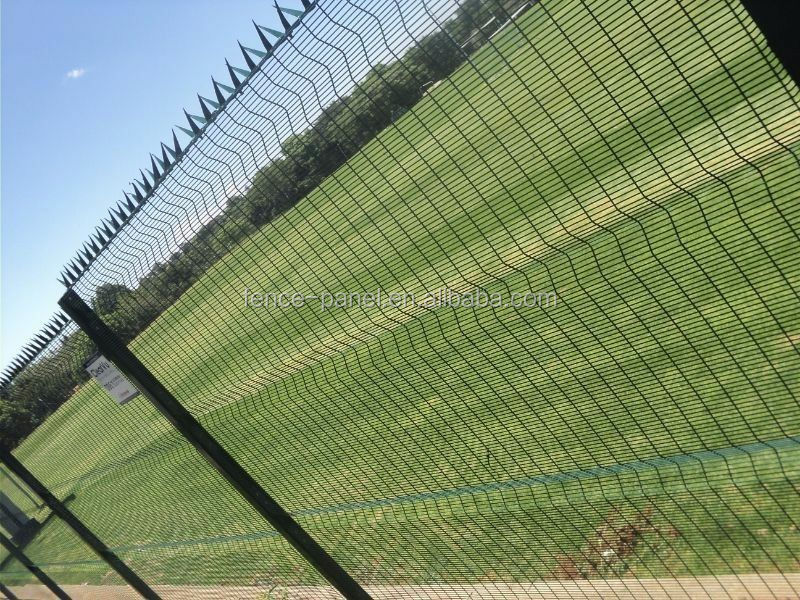 South Africa Security Clearvu Fence Clearvu And
