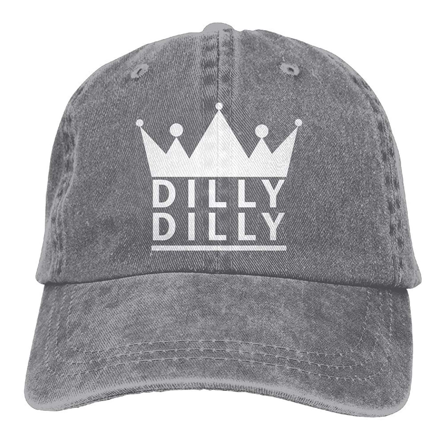 UCOOLE Dilly Dilly Beer Medieval Dad Hat Adjustable Denim Hat Classic Baseball Cap
