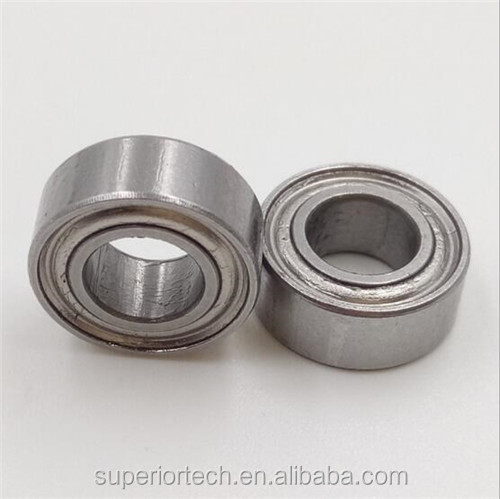 Factory Sell MR63ZZ 683ZZ MR83ZZ Miniature 3mm Ballbearings