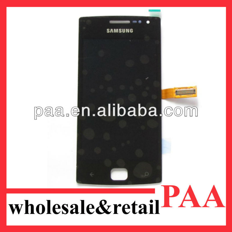 Wholesale for Samsung Omnia W i8350 LCD with Digitizer Assembly