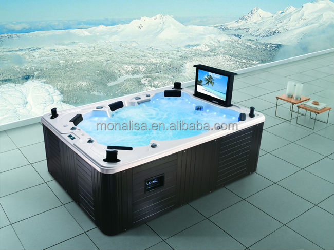 Outdoor spa m 3342 hot tub buy outdoor spa hot tub outdoor hot tub product - Jacuzzi 2 places dimensions ...