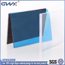 Excellent Weather Ability Polycarbonate Solid Sheet Stadium Roof Material