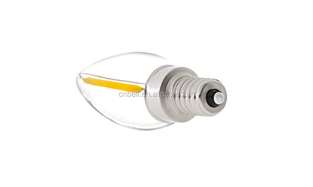2016 New Product Replace Halogen C7 Candle Led C7 Candle Bulb ...