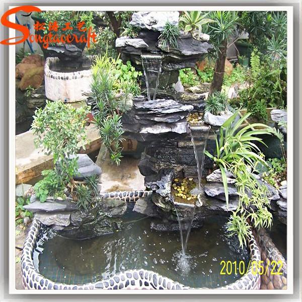 Fuentes Para Jardin Caseras. Fuentes Caseras Para Jardin Ideas Para ...