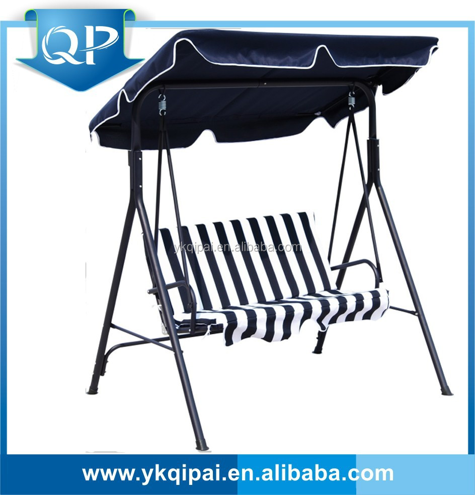 Outdoor Swing Chair with sun shade, Camping chair with Canopy