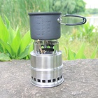 Wood Burning Stove For Outdoor Camping Hiking Climbing and Fishing