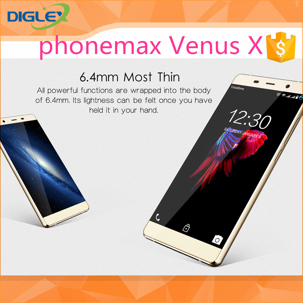 Wholesale china good quality good quality phone phonemax Venus X 4G/3G fast shipping cellphone