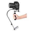 2016 Camera Handheld Steadicam Curve Stabilizer For Iphone Canan Nikon GoPro Hero 4 3 SJCAM Xiaoyi