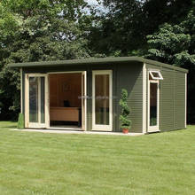 professional manufacturer of small prefab garden house