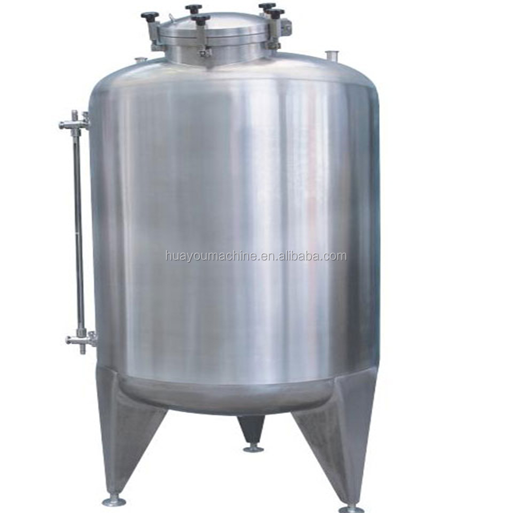 Stainless Steel Wine Storage Tank/machinery For Wine Brewing