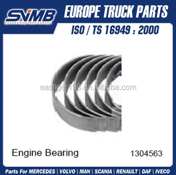 High Quality Engine Bearing 1304563 For Scania DC11 / DC12