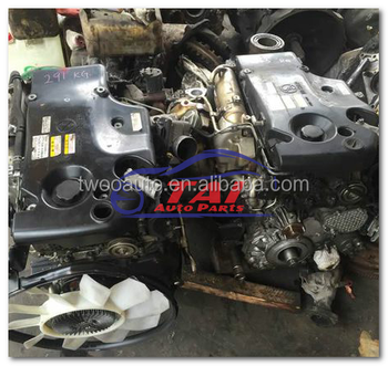 Japan Used Engine 1kz-te Made In Japan In Good Condition And High Quality -  Buy Used Japanese Car Engines,Used Engines 4d56,Japan Used Engines Product
