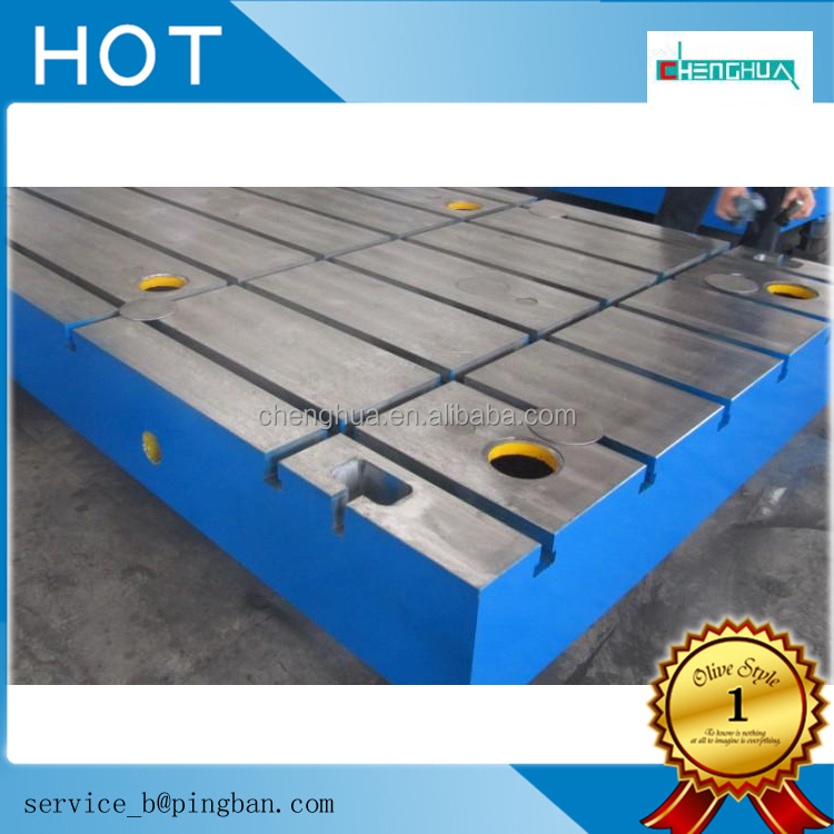 Rib type or case type recangle round square cast iron matching table