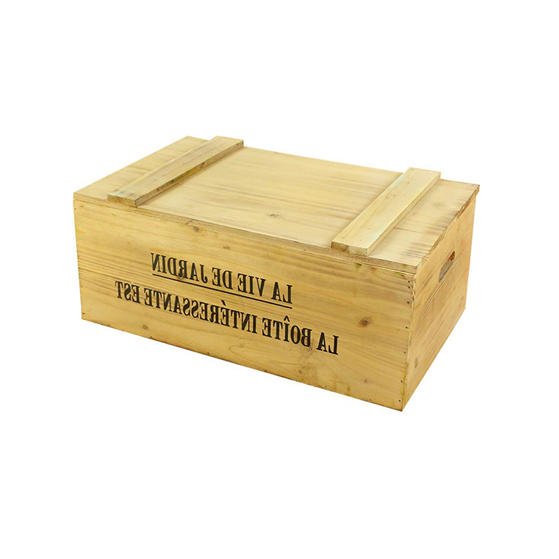Rectangular Wood storage boxes of the old style wooden storage boxes with lid