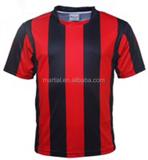 best selling item dryfit blank color soccer jersey
