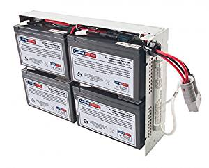RBC23 Replacement Battery Pack for APC SUA1000RMUS - Smart-UPS 1000 Rack Mount