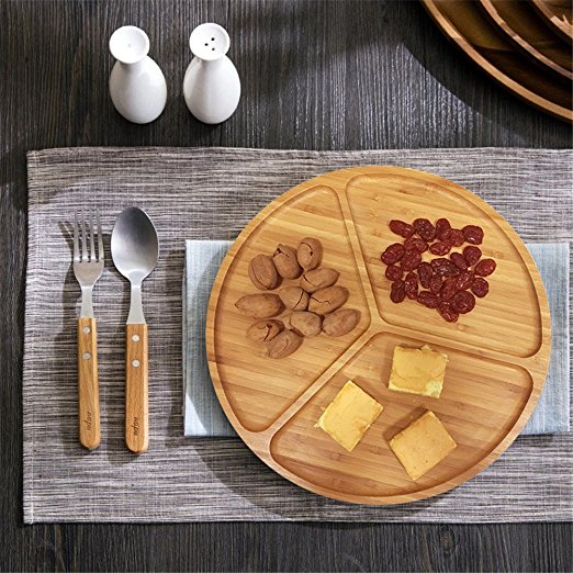 High Quality serving tray wood