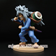 popular anime figure Naruto Jiraiya resin action figure