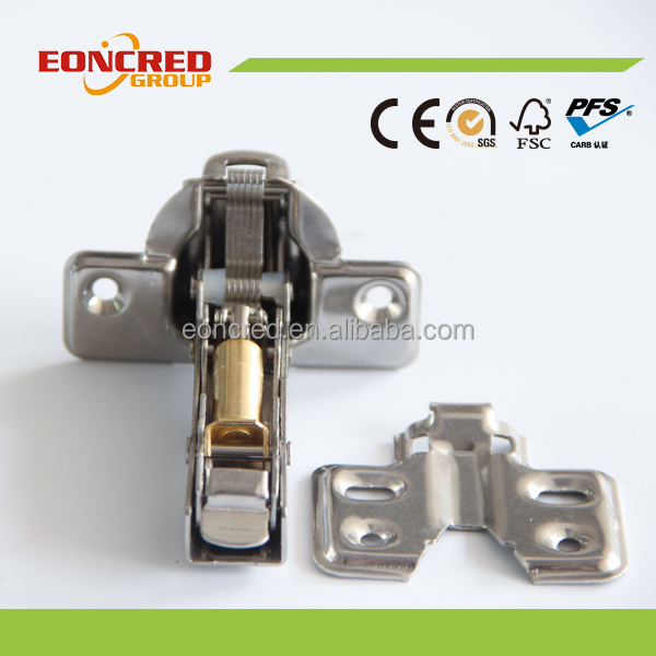 Key-hold One Way Mirror Cabinet Door Hinge Factory Price