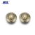 High Quality Plating Light Gold Metal Snap Fastener Button Snap Buttons