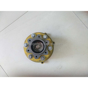 excavator parts for E320D C6.4 FAN PULLEY
