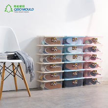high quality pp plastic clothing box underwear storage drawer cabinet