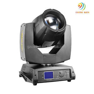 stage 230w sharpy 7r beam moving head light