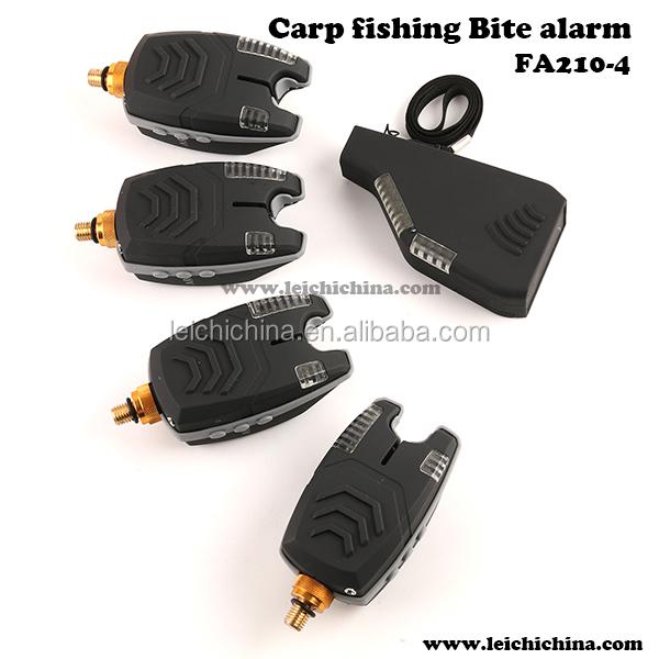 High quality carp fishing wireless bite alarm buy bite for Fishing bite alarms