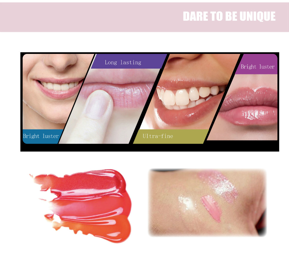 Waterproof Lipgloss Wholesale Lip Gloss Cupcake Lip Gloss