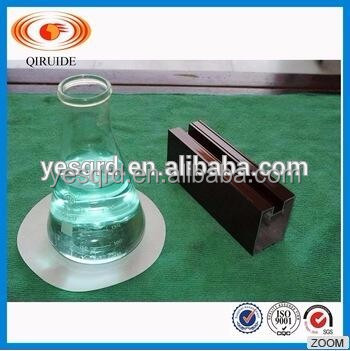 Oil removing agent for aluminum material of industrial degreaser