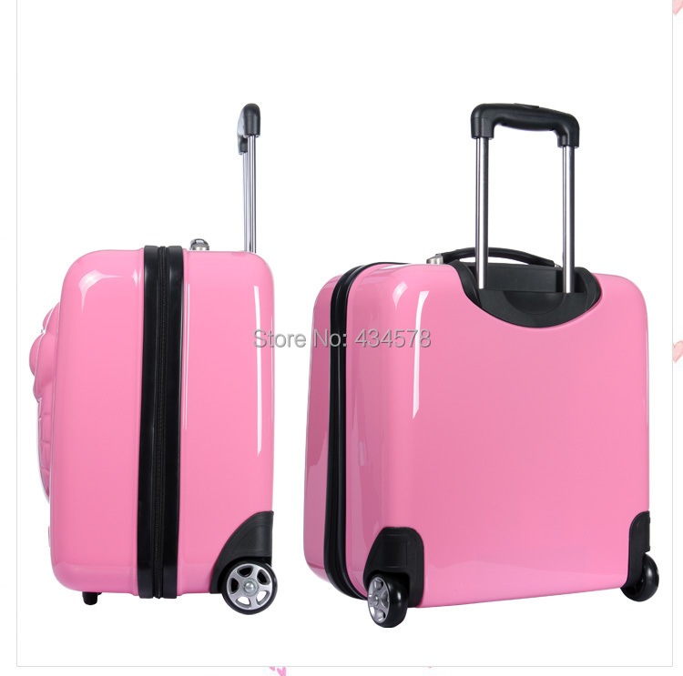 Kids Suitcase With Wheels Mc Luggage
