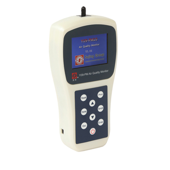 PM2.5 dust meter IAQ Air Quality Monitor Particle Counter Made In China