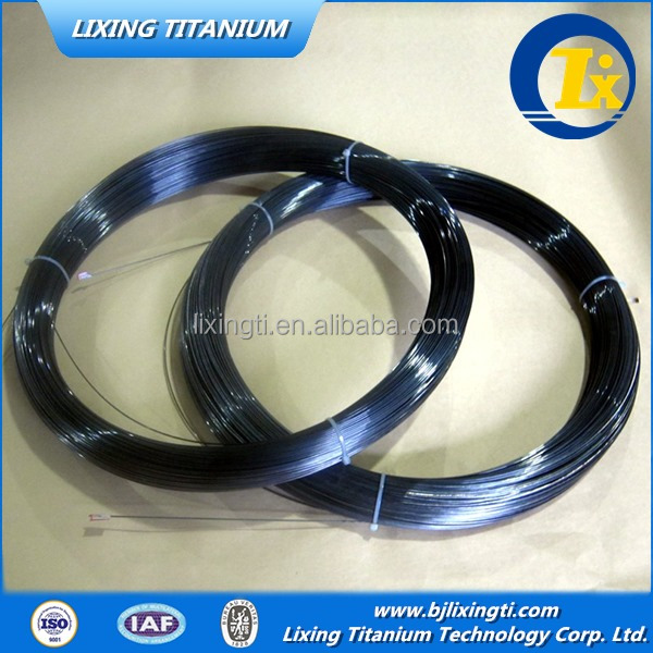 Nickel Titanium Shape Memory Alloy Wire