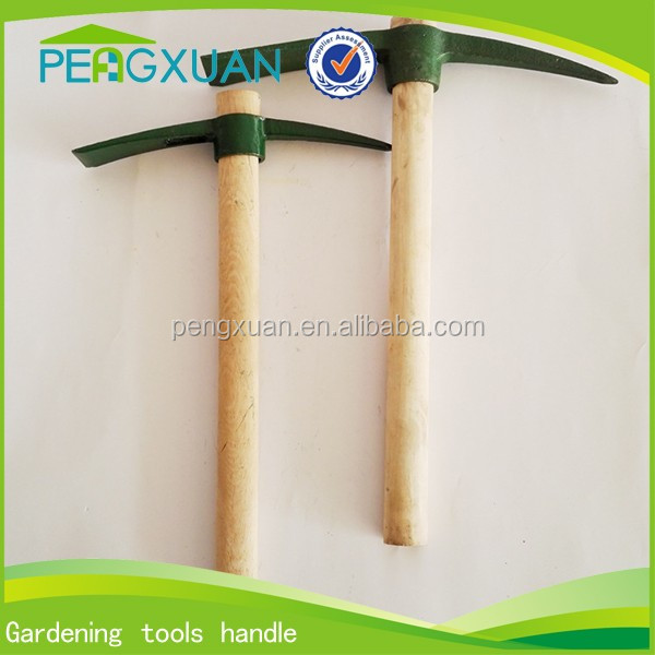 Garden Tools wholesale durable natural hoe with wooden handle
