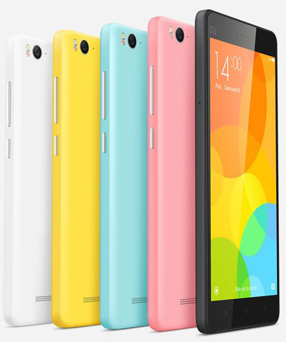 Original Xiaomi Mi4i Mi 4i Android Smartphones 13MP Camera 5 0″ 4G LTE 3G  WCDMA WIFI Octa Core 2GB RAM 16 GB ROM Multi-Language