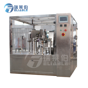 Reliable reputation finely processed stand up juice pouch water filling and sealing machine